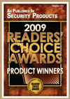 2009 ASIS Reader's Choice awards