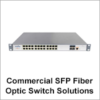 SFP Fiber Optic Switch Solutions