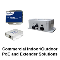 PoE Extender Solutions