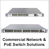 Network PoE Switch